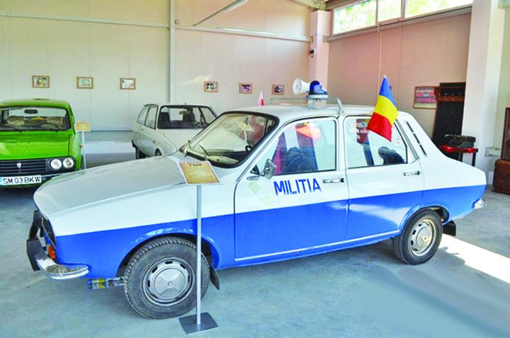 Dacia 1300 Militie