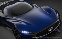 Infiniti Concept Vision Gran Turismo: supercarul virtual
