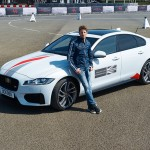Jaguar XF - Romain Grosjean