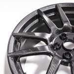 Jante din fibra de carbon Ford GT