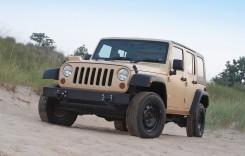 Jeep J8 ar putea fi fabricat în România!