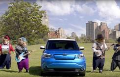 Super-reclamă: Kia Soul EV, hamsteri și muzică