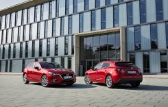 Mazda3, vândută în 5 milioane de exemplare