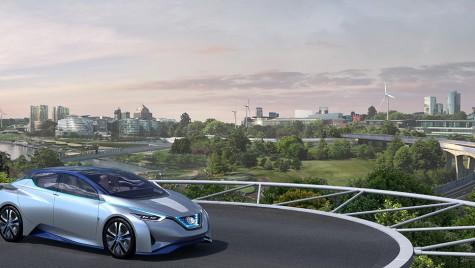 Nissan promite un viitor spectaculos