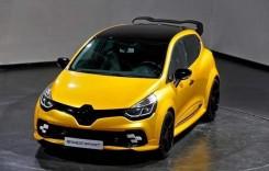 Renault Clio R.S. 16: surpriza francezilor pentru Monaco?