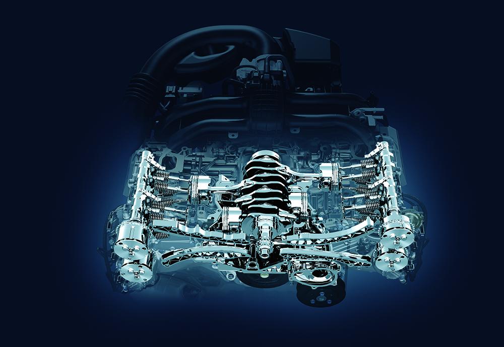 Motor Subaru Boxer