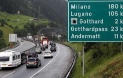 Gotthard va fi cel mai lung tunel din lume. Află câți km măsoară