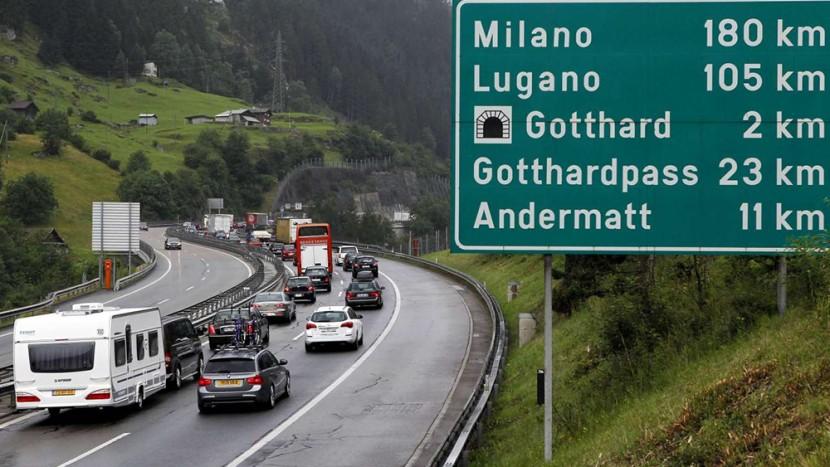 Tunelul Gotthard