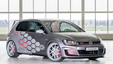 VW Golf GTI Heartbeat – învățăceii primesc mână liberă