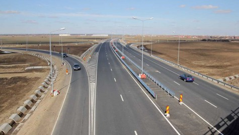 București: Patru benzi pe centura de nord-vest