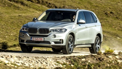 TEST BMW X5 xDrive40e – Cu lupa  şi cu pipeta