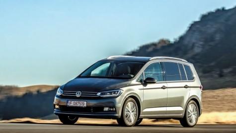 TEST Volkswagen Touran 2.0 TDI – Familist convins
