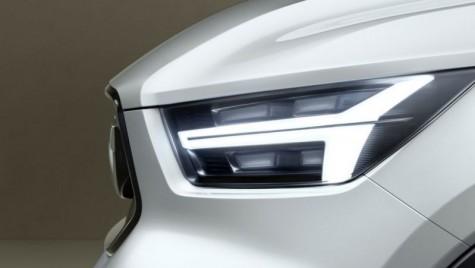 Volvo XC40 și platforma CMA: Primul SUV compact al casei suedeze