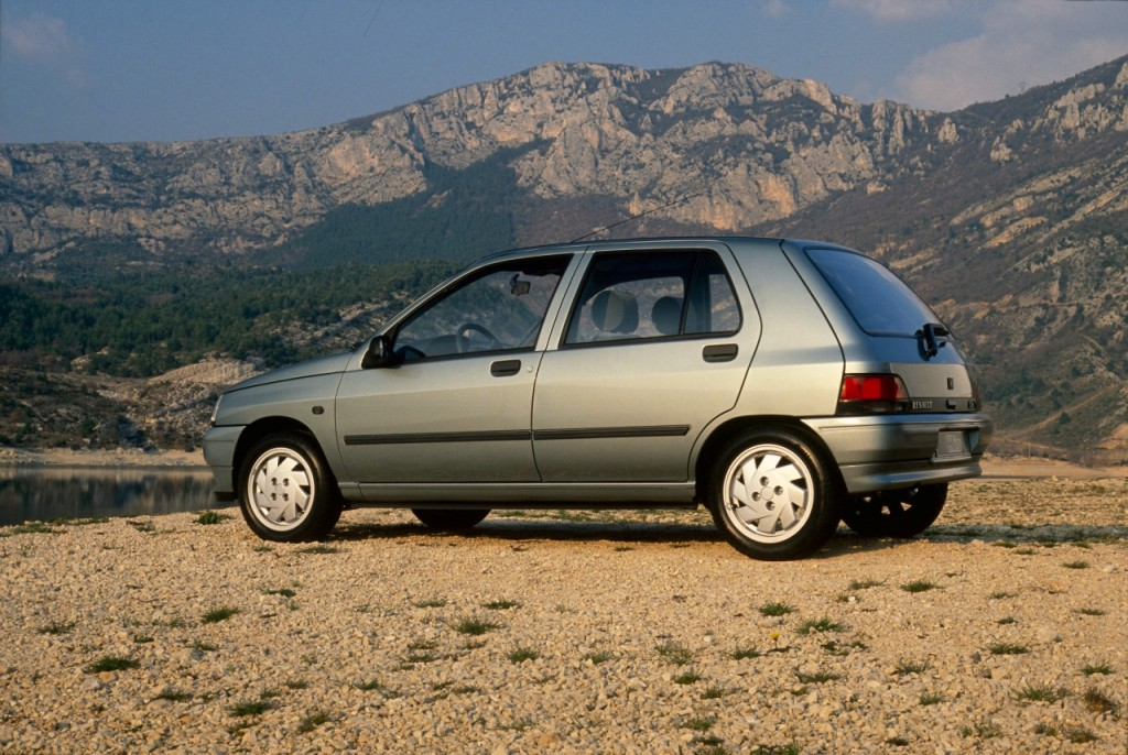 1991 Renault Clio 1,7 RT