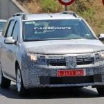 2016 Dacia Logan MCV facelift