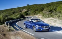 Mercedes C-Class Cabriolet: lista de prețuri