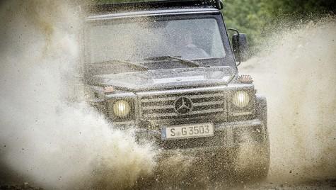 Mercedes G-Class Professional: Întoarcerea la rădăcini