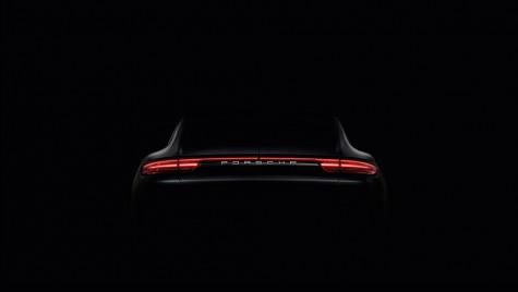 Porsche Panamera, cel mai rapid sedan de lux