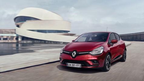 Noul Renault Clio: fotografii și informații oficiale!