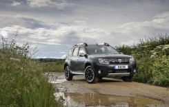 Dacia Duster la Goodwood Festival of Speed!