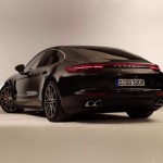 2017 Porsche Panamera leaked