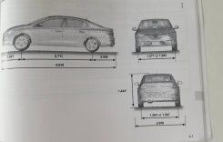 Acestea sunt schițele viitorului Renault Fluence!