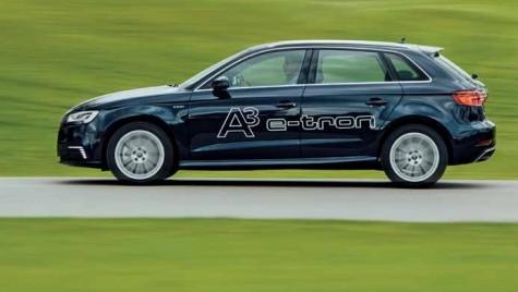 Ele-tronizarea cercurilor – Audi A3