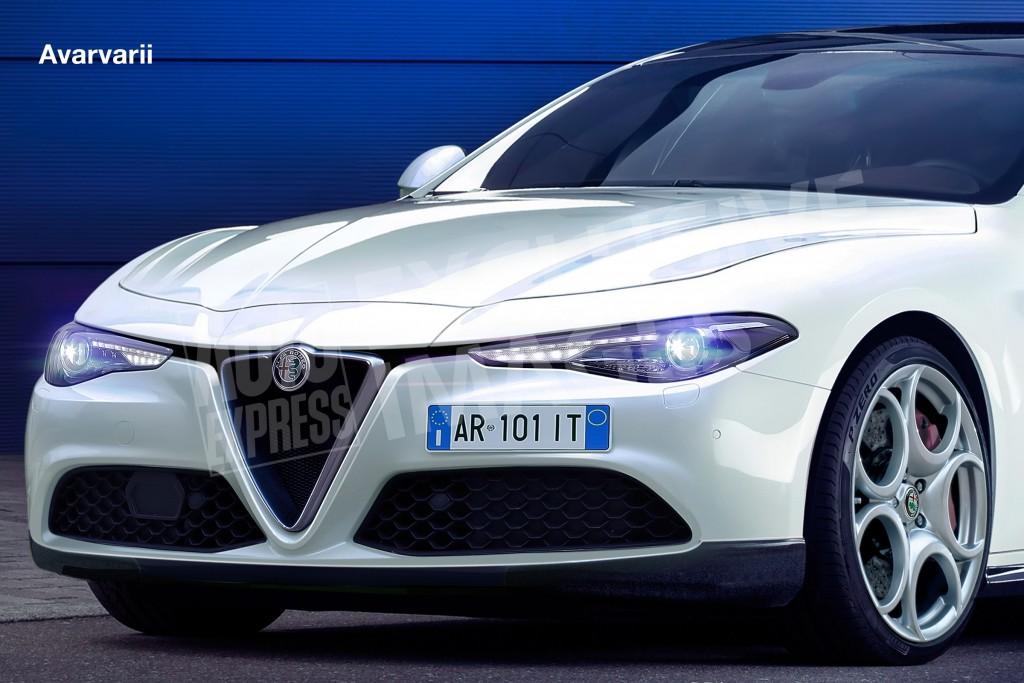 Planurile Alfa Romeo