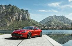 Aston Martin Vanquish Zagato intră în producție!