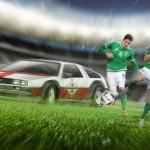 DMC Delorean Irlanda Euro 2016