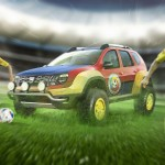 Dacia Duster Romania Euro 2016