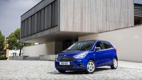 Ford KA+ în România. Detalii complete!