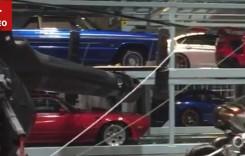 Fast 8: Toate mașinile din noul film Furios și iute