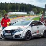 Honda Civic Type R Rob Huff
