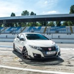 Honda Civic Type R Norbert Michelisz