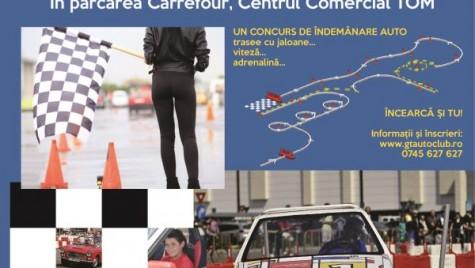 International Autotest Challenge, etapa a doua