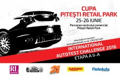 International Autotest Challenge ajunge la Pitești
