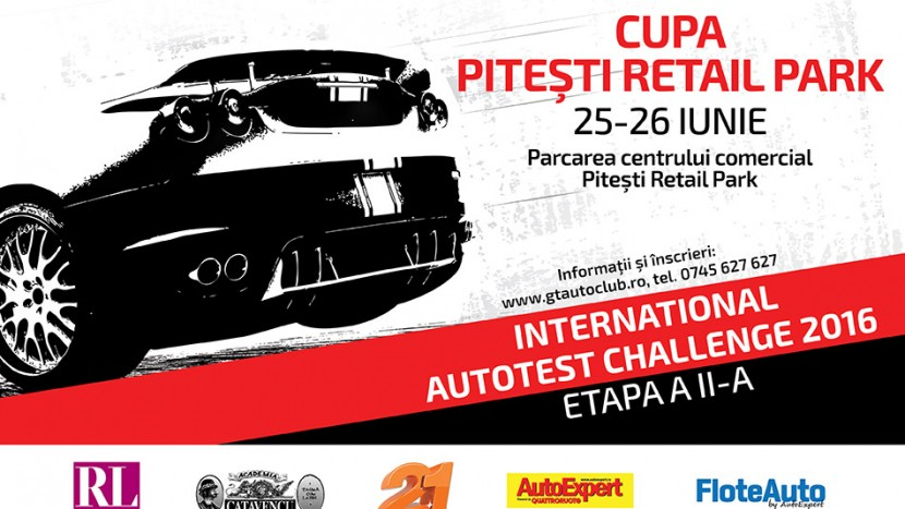 International Autotest Challenge