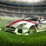 Jaguar F-Type Marea Britanie Euro 2016
