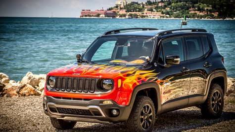 Jeep Renegade Hell's Revenge – hell, yes!