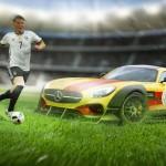 Mercedes AMG-GT Germania Euro 2016