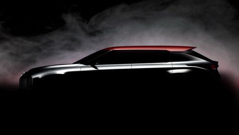 Mitsubishi Ground Tourer – viitorul Outlander?