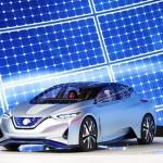 Nissan IDS 2018 Nissan Leaf