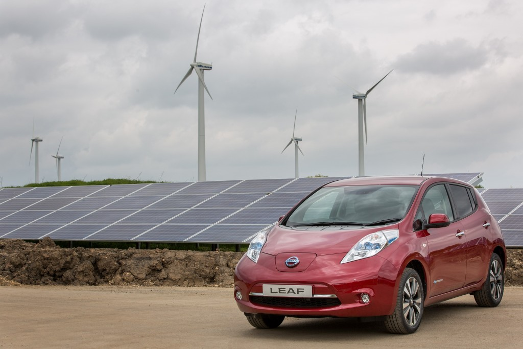 Energie sustenabila - Nissan Sunderland - Brexit