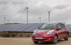 Nissan își alimentează fabrica cu energie sustenabilă