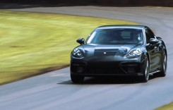 Patrick Dempsey și Porsche Panamera la Goodwood
