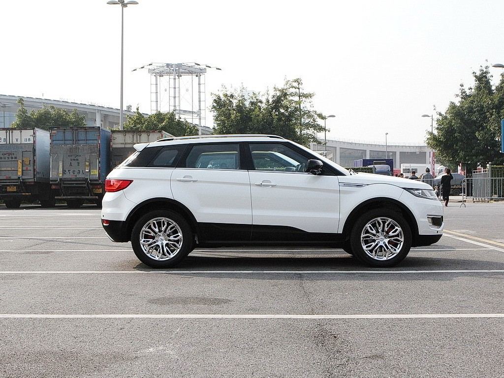 Range Rover Evoque copy