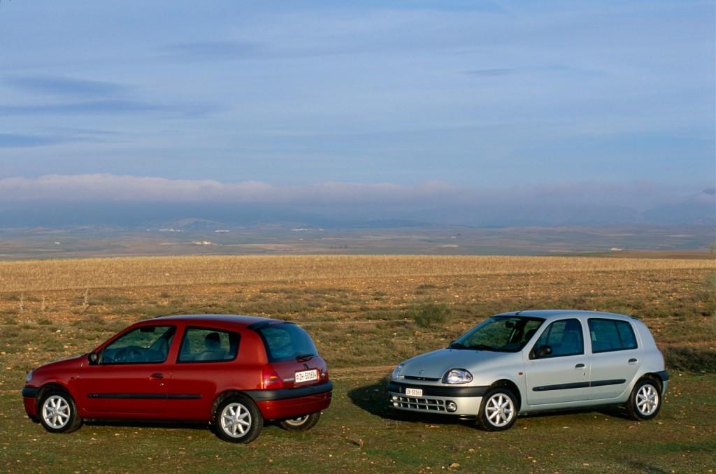 Renault Clio 2 1,4 RTE