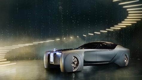 Conceptul Rolls-Royce Vision Next 100 – lux la superlativ