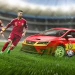 Seat Leon Cupra Spania Euro 2016